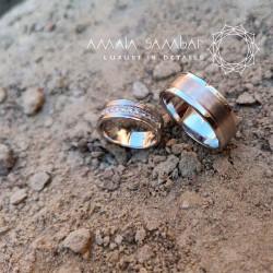 Wedding diamonds bands